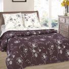 Комплекты постельного белья с бамбуковым покрывалом-одеялом
