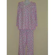 Пижама жен., с брюками