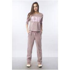 """Пижама """"Love"""" (брюки)"""