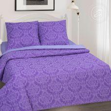 КПБ Византия фиолетовая, поплин