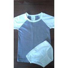Костюм детский трикотажный (футболка и трусы)