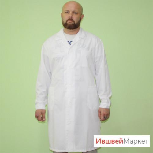 Халат медицинский мужской, М-0