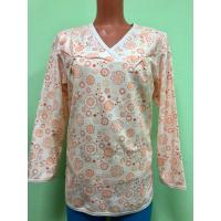 Блуза пижамная, футер, арт. 2