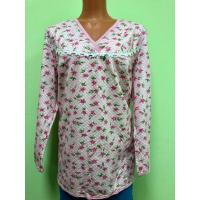 Блуза пижамная, футер, арт. 3