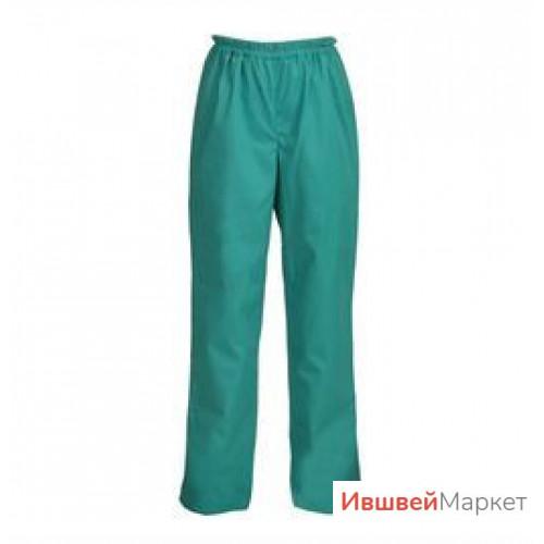 Брюки медицинские Тиси женские, зеленый