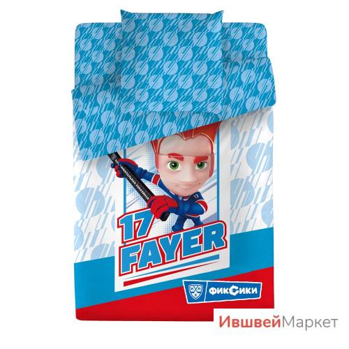 """Детское постельное белье Файер (ТМ """"Фиксики"""")"""