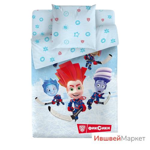 Детское постельное белье Фикси-команда