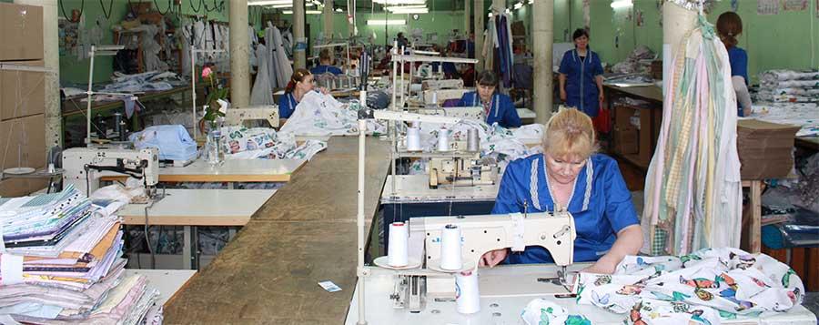 Наши производственные цеха и персонал