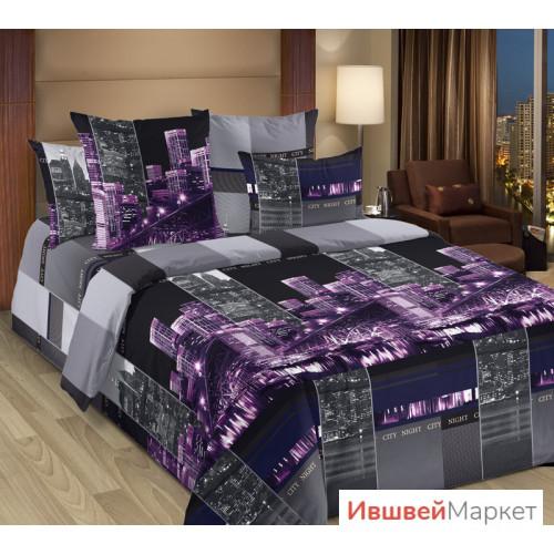 КПБ Сити бязь фиолетовый, ТМ Ноктюрн