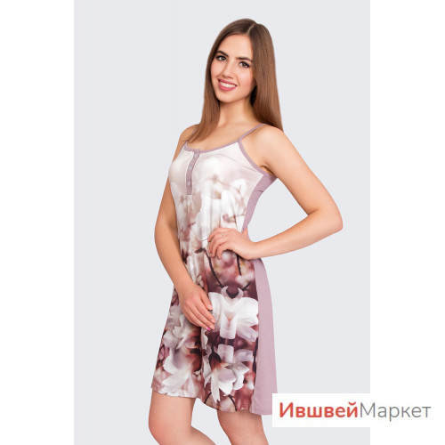 "Сорочка ""Энигма"" (какао)"